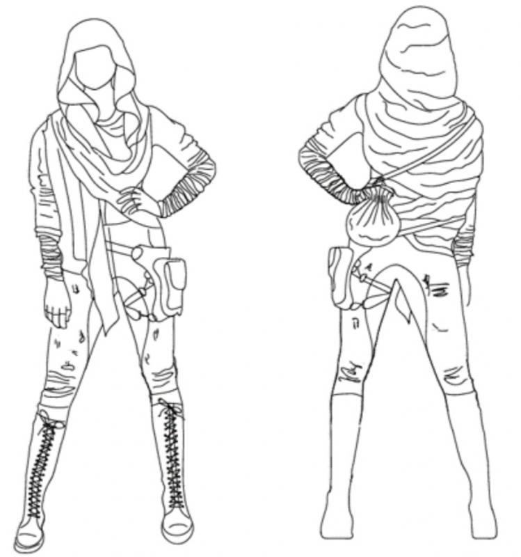 Phoenix Forever Costume Design