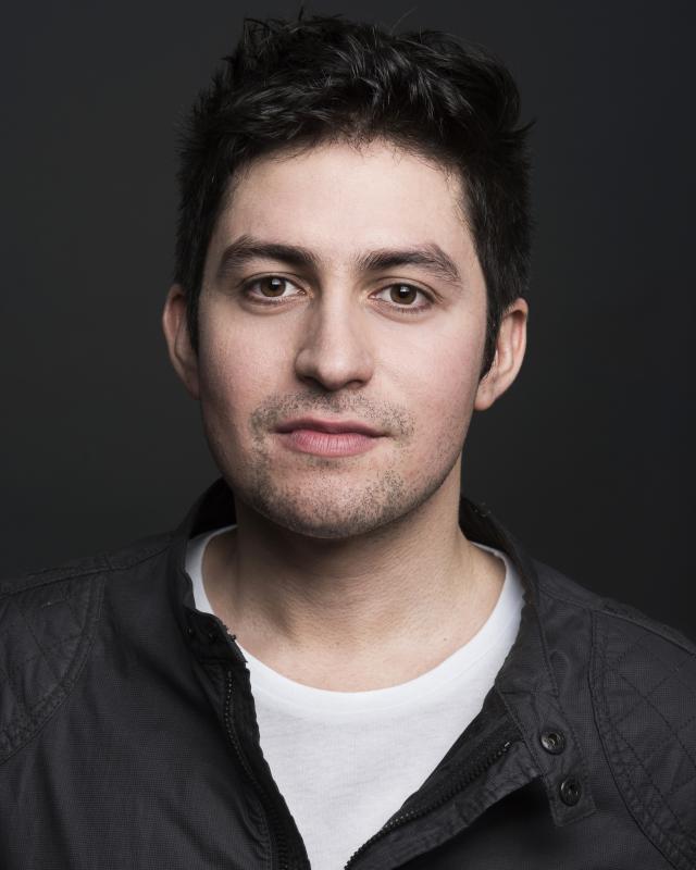 Leonardo Bertolini Headshot
