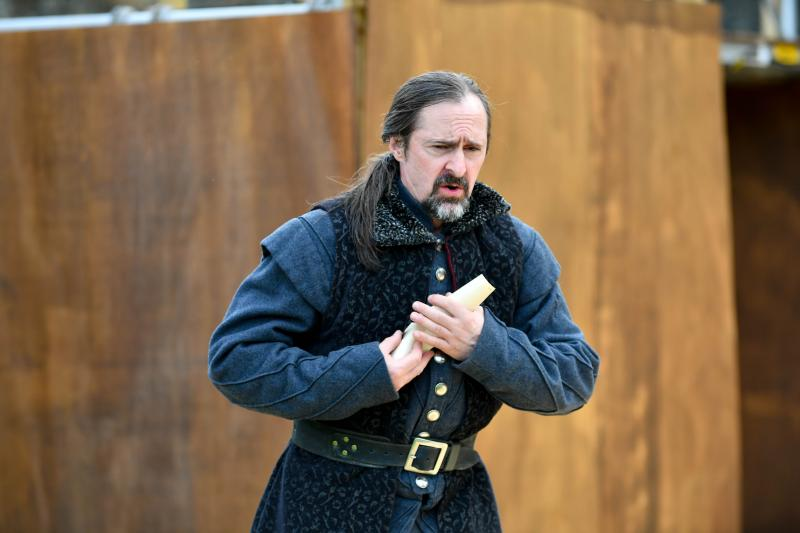 Lord Scroop, Henry V, Here To There Productions (Ludlow Castle, Ludlow Fringe), 2019