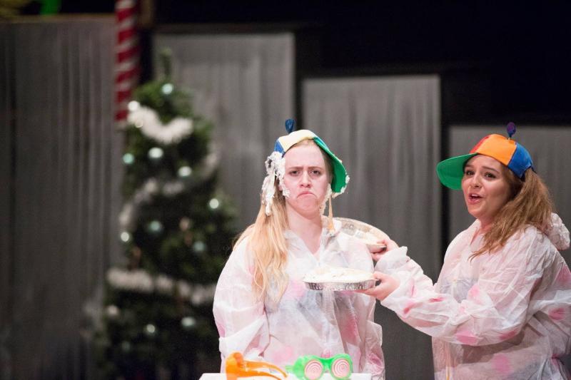 Hansel and Gretel Pantomime