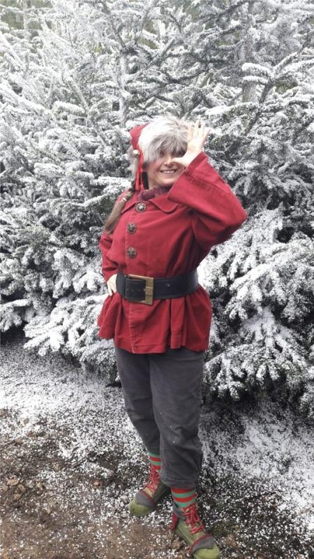 Magic Elf - Lapland UK, December 2018