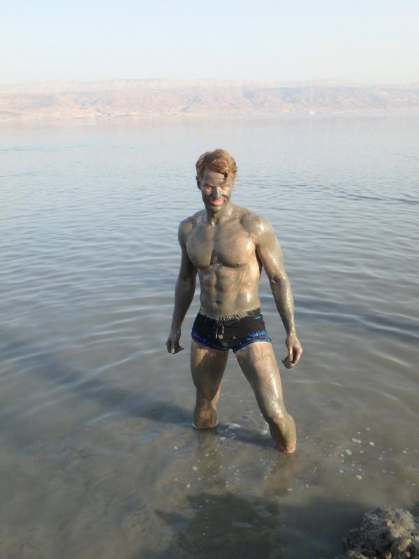Dead Sea Shoot