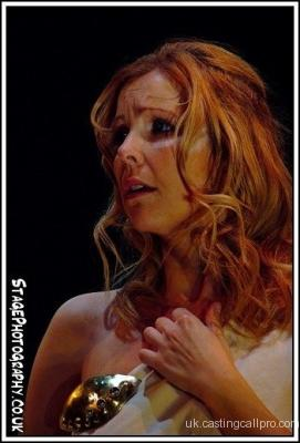 Jocasta in Oedipus - Blackeyed Theatre National Tour