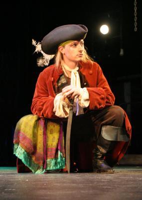 """Dick in """"Treasure Island"""" (Pitlochry Festival Theatre)"""