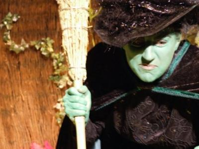 Wicked Witch of the West, Theatre Royal Winchester