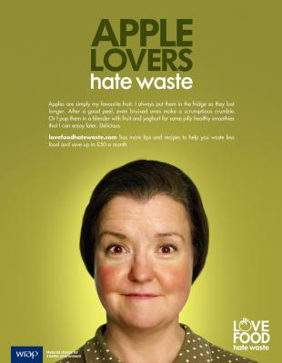 Love Food Hate Waste campaign