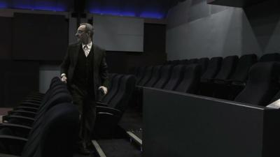 BLOODY CINEMA