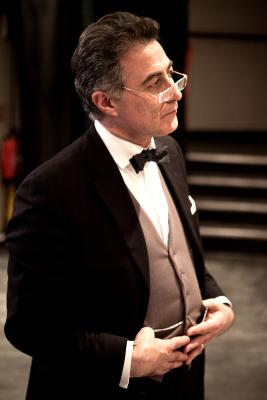 Michael Aston as Dr Hornby