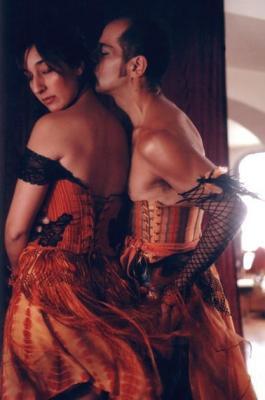Carlota costumes designed by Eloise Kazan
