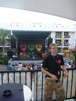 Ibiza Rocks Stage