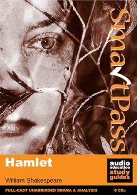 Ocean as Ophelia on the cover of HAMLET