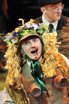 "Flute in ""A Midsummer Night's Dream"" (Stephen Joseph Theatre, Scarborough)"