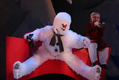 The Snowman, Birmingham Rep & Peacock Theatre London