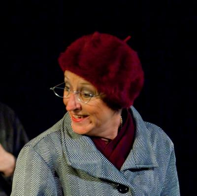 As The Old Lady in 'The Mandrake'