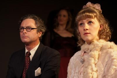 "Mr Kelvil and Miss Stutfield - ""A Woman of No Importance"""