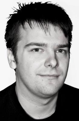 James Noble headshot
