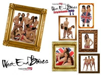 West End Bares | Graphic Design