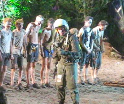 Lord of the Flies - Regents Park Open Air Theatre