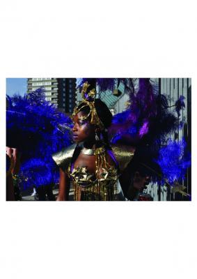 London School of Samba NH Carnival 2011 (design copyright LSS)