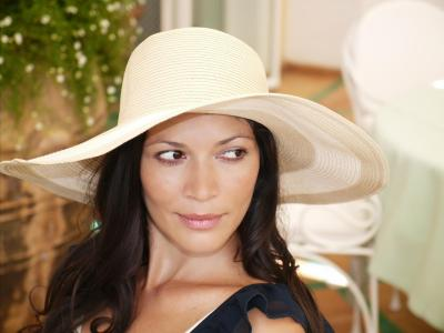 Claudia Coulter Hat Pic