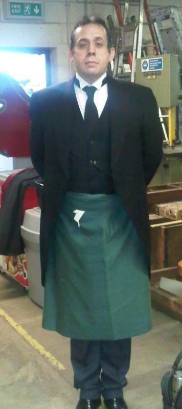 Victorian Butler