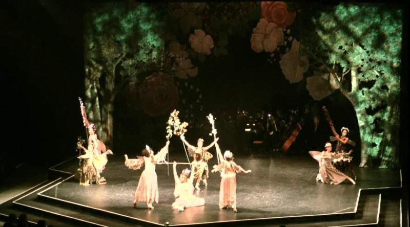 IOLANTHE CHICHESTER FESTIVAL THEATRE, 2012. LIGHTING DESIGN BY ANDREW HOLTON