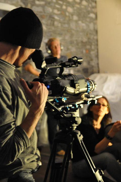 On set (Of Blood and Water)