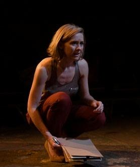 Production Shot for 'Phaedra's Love' @ Arcola Theatre, Oct 2011