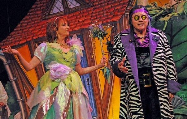 Jack and the Beanstalk- Crewe 2009