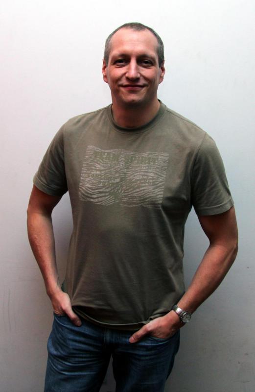 James Burrell - Voiceover artist