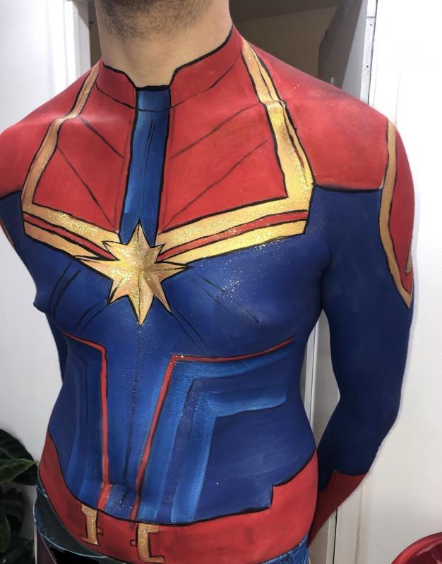 Marvel design for PRIDE 2019