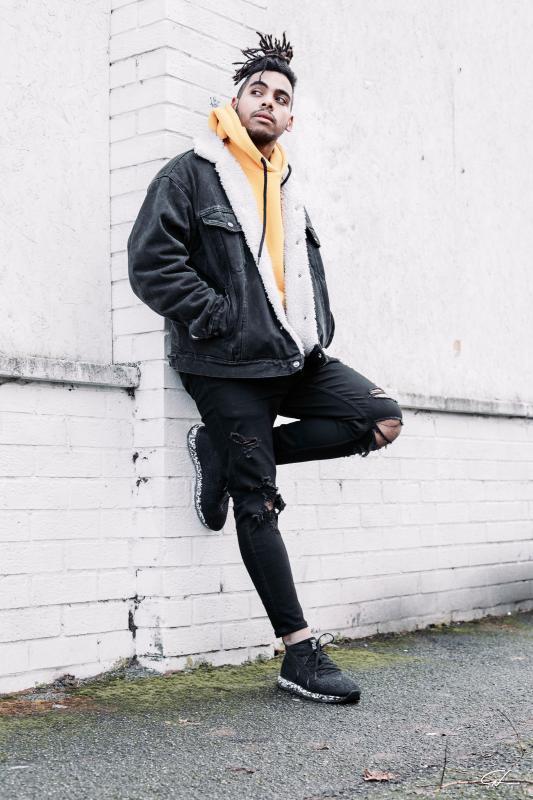 Full body streetwear