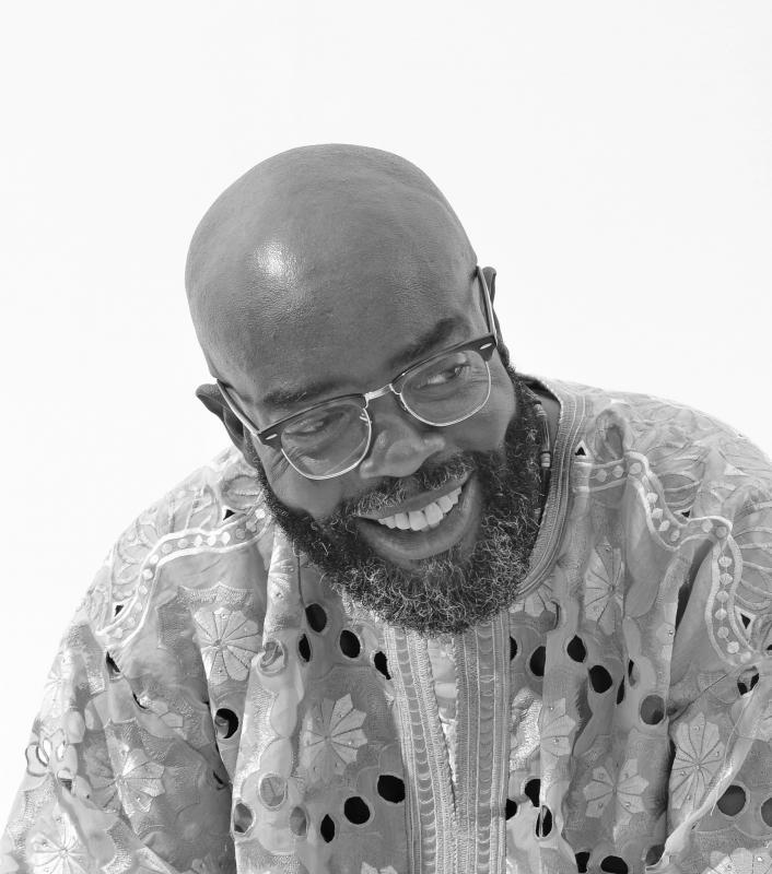Promotional shoot -Nigerian Elder