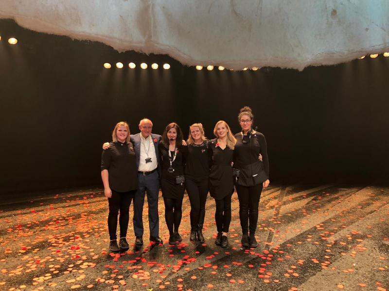 SM Team 'War Horse' Armistice Day Centenary Performance - Lyttleton Theatre NT 2018
