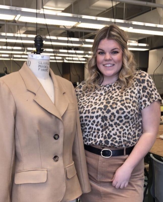 Amanda Collie Costume Maker Assistant Wardrobe Assistant O