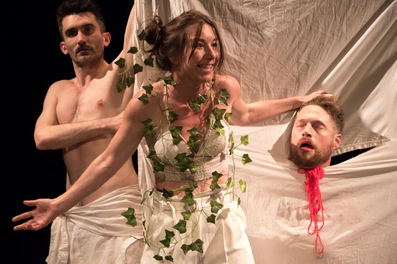 Agave, The Bacchae