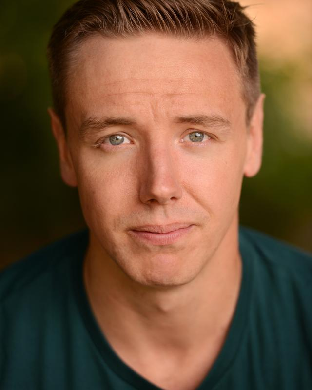 Headshot by Aimee Spinks Photography