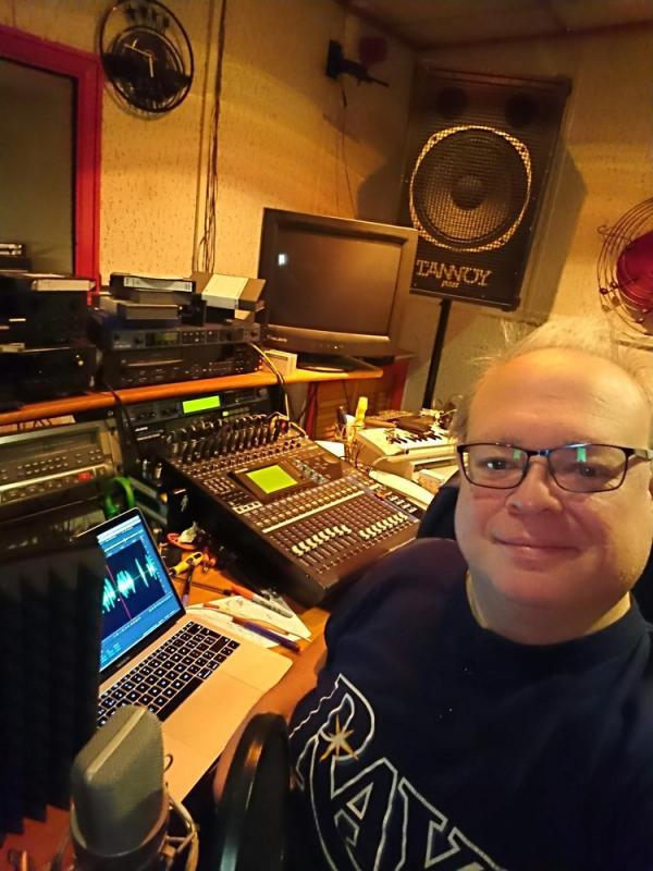 Lee Beddow @AbbeySound Audio