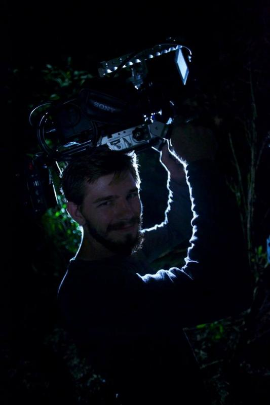 Lighting in the Jungle is never easy!