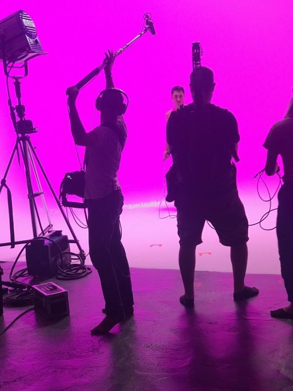 Alex Simpson shoot