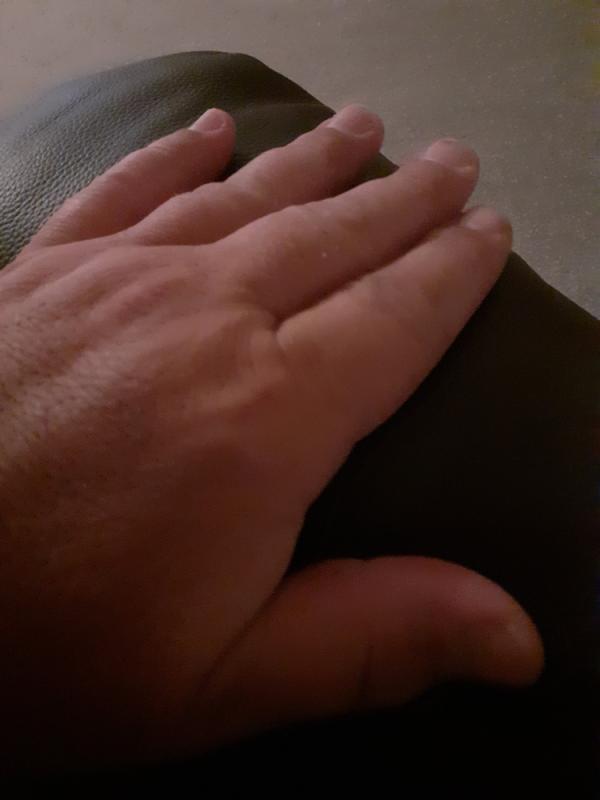 Michael Redmond hands
