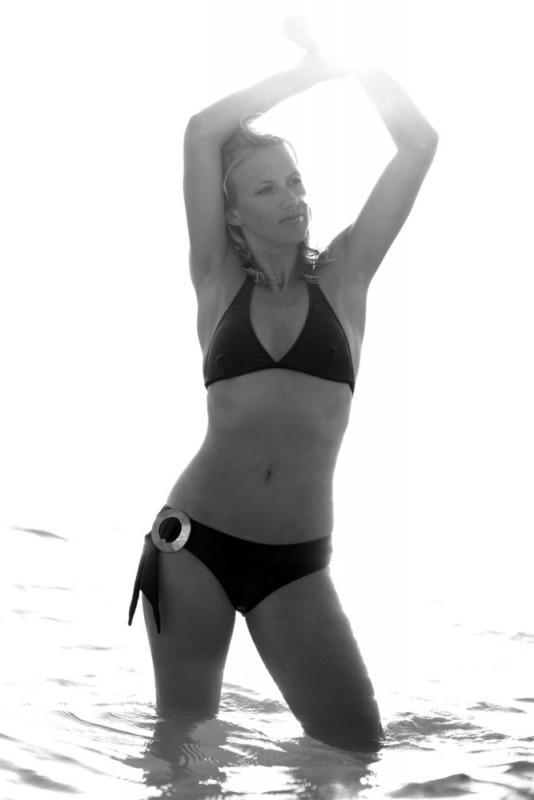 swimwear body portrait