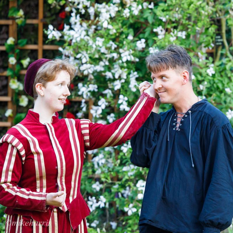 Guildenstern, Hamlet, Cambridge Shakespeare Festival