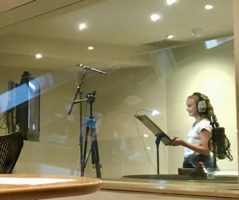 Karma Meyer, ADR Recording