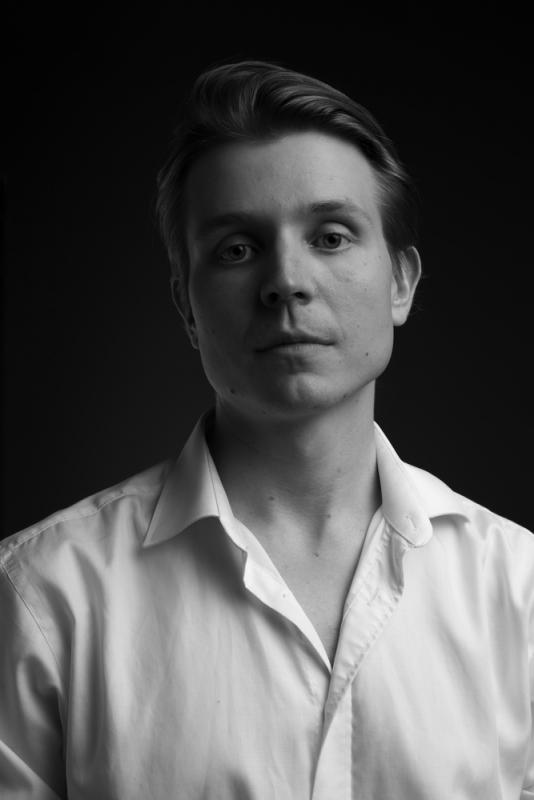 Joseph Archer - Directing Headshot