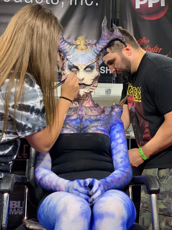 SFX Makeup Artist