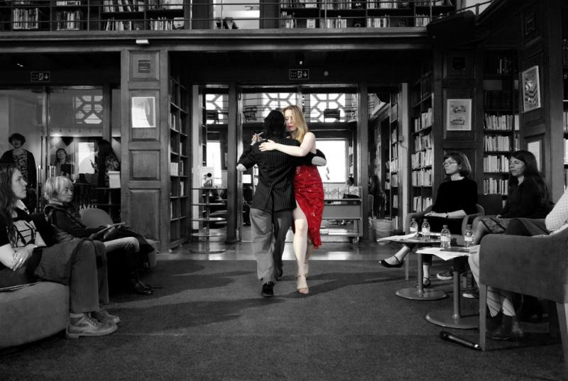 Tango at the French Istitute - 2016