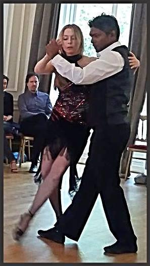 Tango Gala at the Polish Club