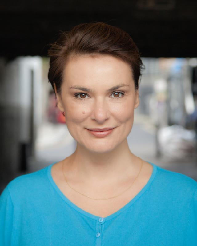 Sylwia Kaczmarek smile 2