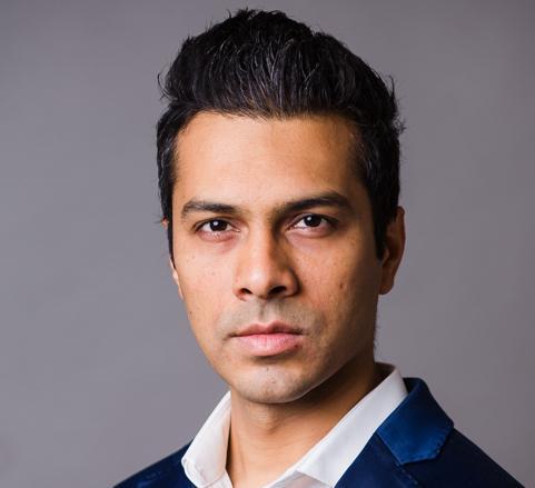 Headshot Saurin Shah